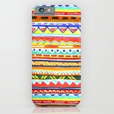 Autumn Tribal iPhone 6 Slim Case