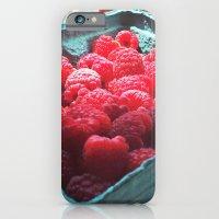 Raspberry Harvest iPhone 6 Slim Case