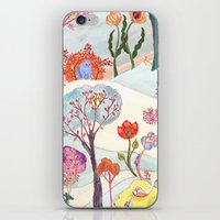 Garden Party - Print iPhone & iPod Skin