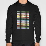 Color Up Your Life Hoody