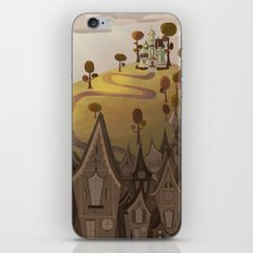 Village iPhone & iPod Skin