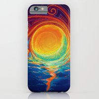 Sun Moon & Stars iPhone 6 Slim Case