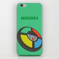 The Mimic iPhone & iPod Skin