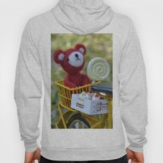 Bear bicicle #4 Hoody