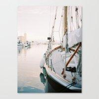 La Ciotat - Boat Canvas Print