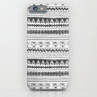 Dark Aztec iPhone 6 Slim Case
