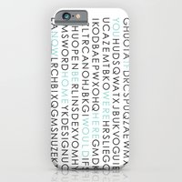 If you were here I would be home now iPhone 6 Slim Case