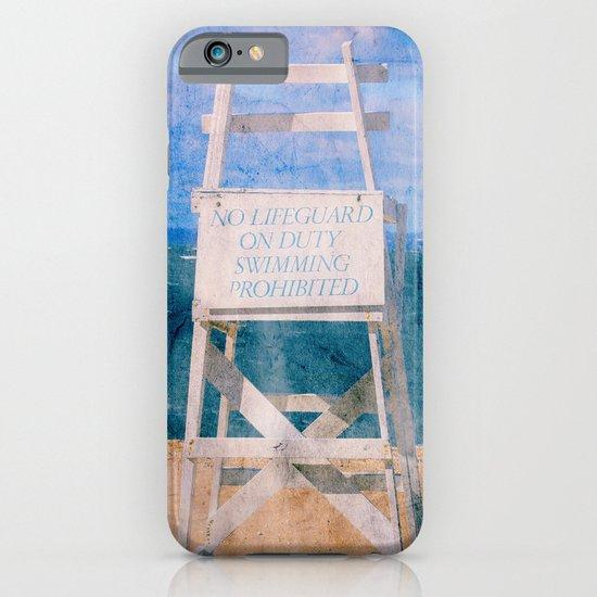 Life's a Beach iPhone & iPod Case