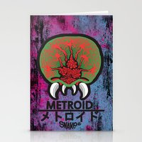 M E T R O I D Stationery Cards