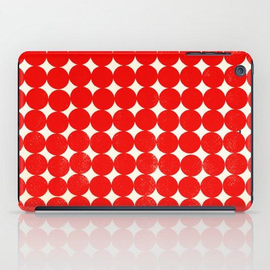 Unity Red iPad Case