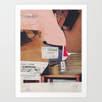 64 15 Art Print