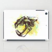 Skull 3 iPad Case