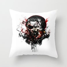 Metal Gear Solid V: The Phantom Pain Throw Pillow
