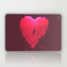 dive into your heart Laptop & iPad Skin