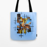 Blades Of Grass And Leav… Tote Bag