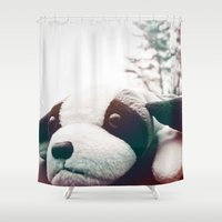 I Just Want People To Li… Shower Curtain