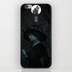 Into The Night iPhone & iPod Skin