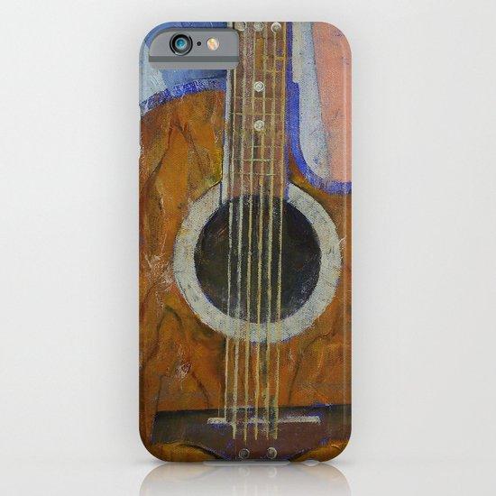 Guitar Sunshine iPhone & iPod Case