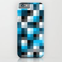 iPhone & iPod Case featuring Pixelation by Mercedes Lopez