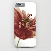 iPhone & iPod Case featuring Poppy by Henrietta Hassinen