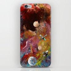 yeryüzünün dışında iPhone & iPod Skin