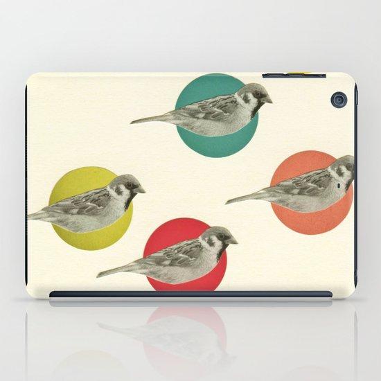 Gathering Sparrows iPad Case