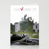 Converse It Stationery Cards