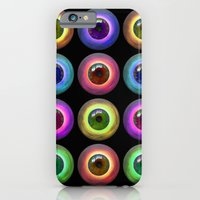 iPhone Cases featuring Windows of the Mind II by Kay Evison