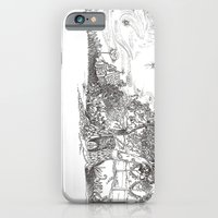iPhone & iPod Case featuring Moon by Nayoun Kim