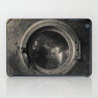 Washing Machine iPad Case