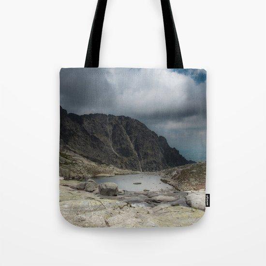 Little Spiski Tarn Tote Bag