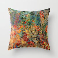 Nothingness To Hide Throw Pillow
