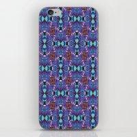Frog Pixelation iPhone & iPod Skin