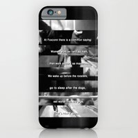 iPhone & iPod Case featuring That´s how it goes. by YULIYAN ILEV
