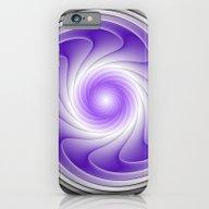 The Power Of Purple Digi… iPhone 6 Slim Case