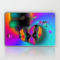 Love in Color Laptop & iPad Skin