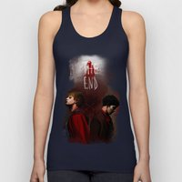 Two Sides Of The Same Co… Unisex Tank Top