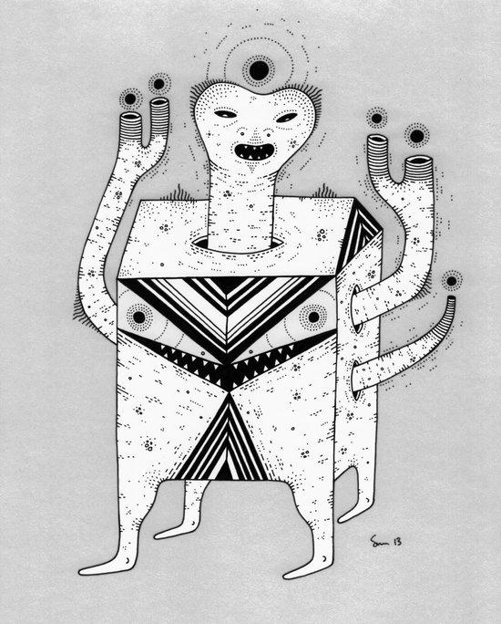 milkkkk Art Print