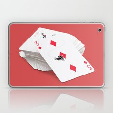 Alpine Skiing Laptop & iPad Skin