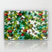 ladybugs festival Laptop & iPad Skin
