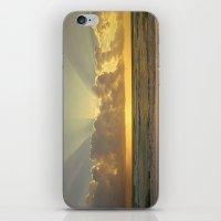 Miami Dreamin iPhone & iPod Skin