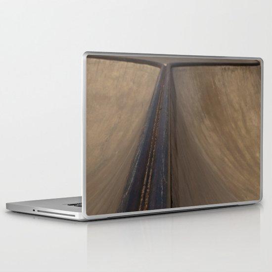 Ride the Rail Laptop & iPad Skin