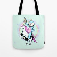 LVB Majestic Steed Tote Bag