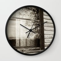 What Lies Within Wall Clock