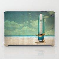 Beach's Rat iPad Case