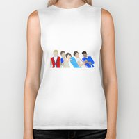 One Direction Biker Tank