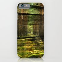 Deep in the wood iPhone 6 Slim Case
