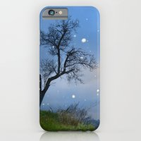 Snowstorm At The Alhambr… iPhone 6 Slim Case