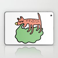 Vomiting dog Laptop & iPad Skin