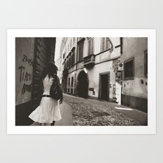 Ti Amo, Amore - I love you, my love  Art Print